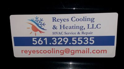 Avatar for Reyes Cooling & Heating LLC