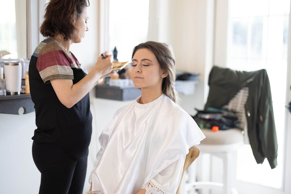 Wedding and Event Makeup - Leonard 2021