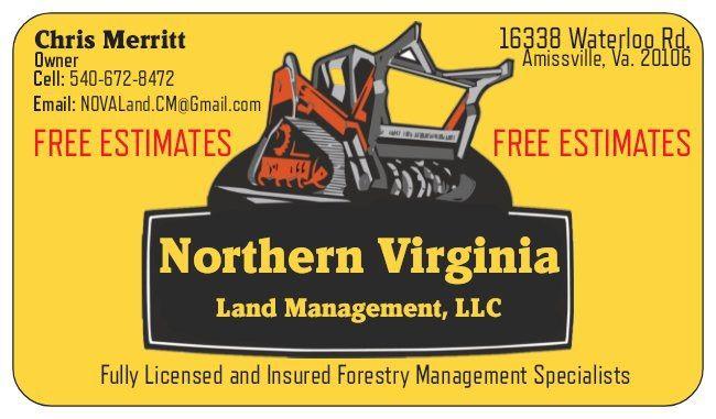Northern Virginia Land Management