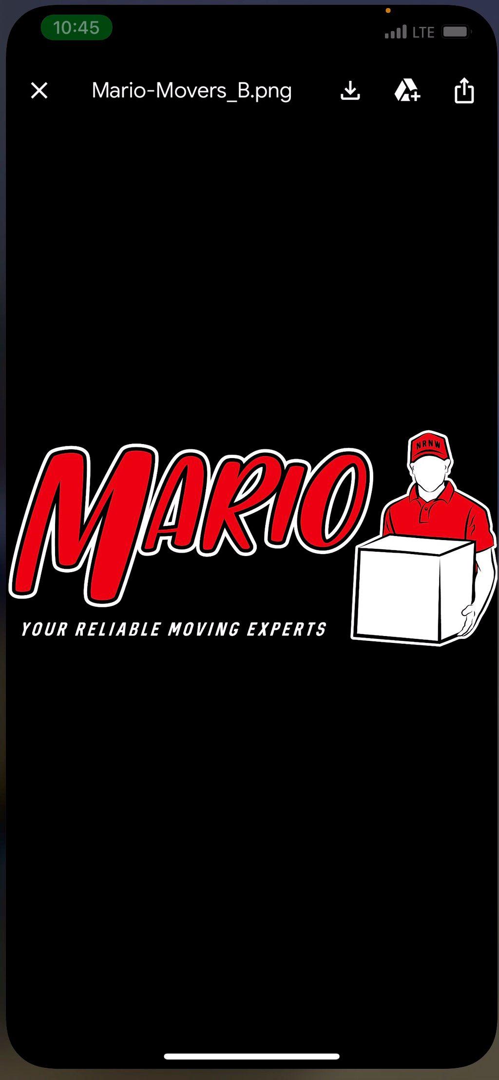 Mario Movers