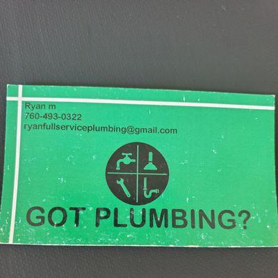 Avatar for Got plumbing