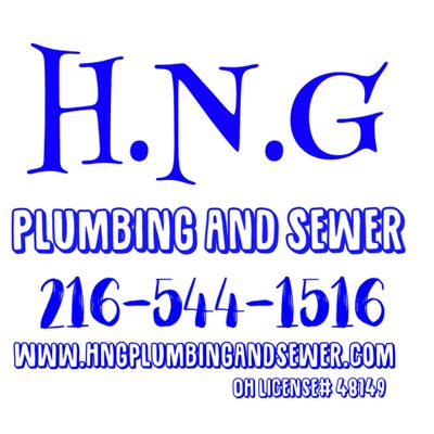 Avatar for HNG plumbing and sewer