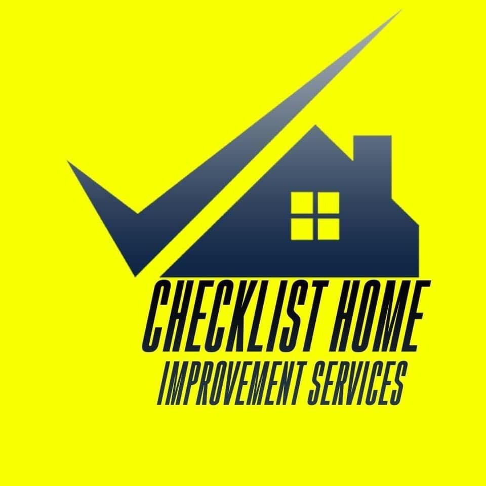 Checklist home improvement services