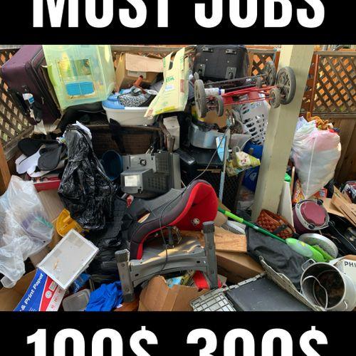 Most Jobs $100-$300