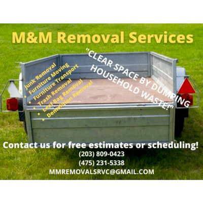 Avatar for M&M Removal services