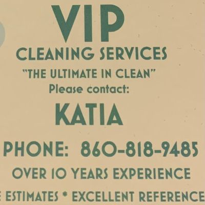 Avatar for VIP cleaning services