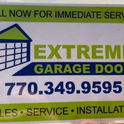 Avatar for Extreme garage door