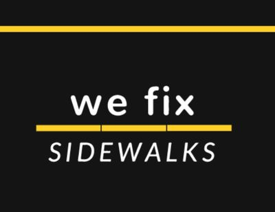 Avatar for We Fix Sidewalks