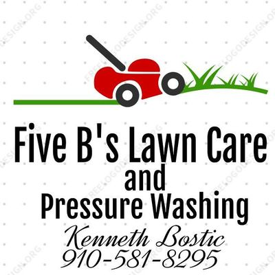 Avatar for Five B's Lawn Care and Pressure Washing