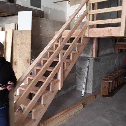 garage platform