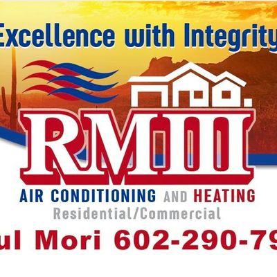 Avatar for RMIII AC & HEATING LLC