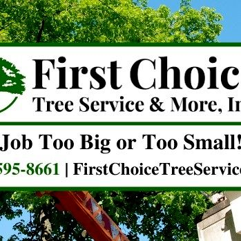 Avatar for First Choice Tree Service & More Inc.