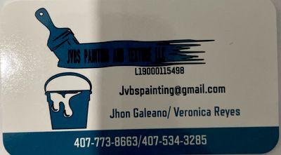 Avatar for JBVS Panting and Texture LLC