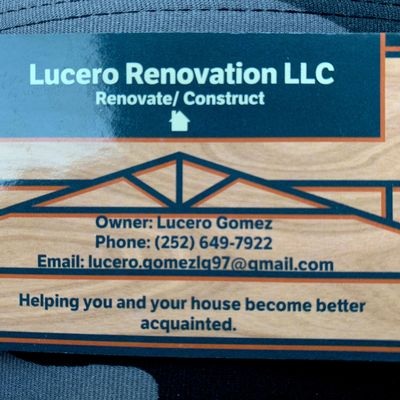 Avatar for Lucero Renovation LLC