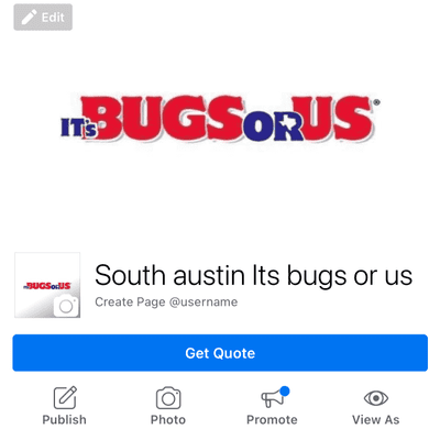 Avatar for It's bugs or us south austin