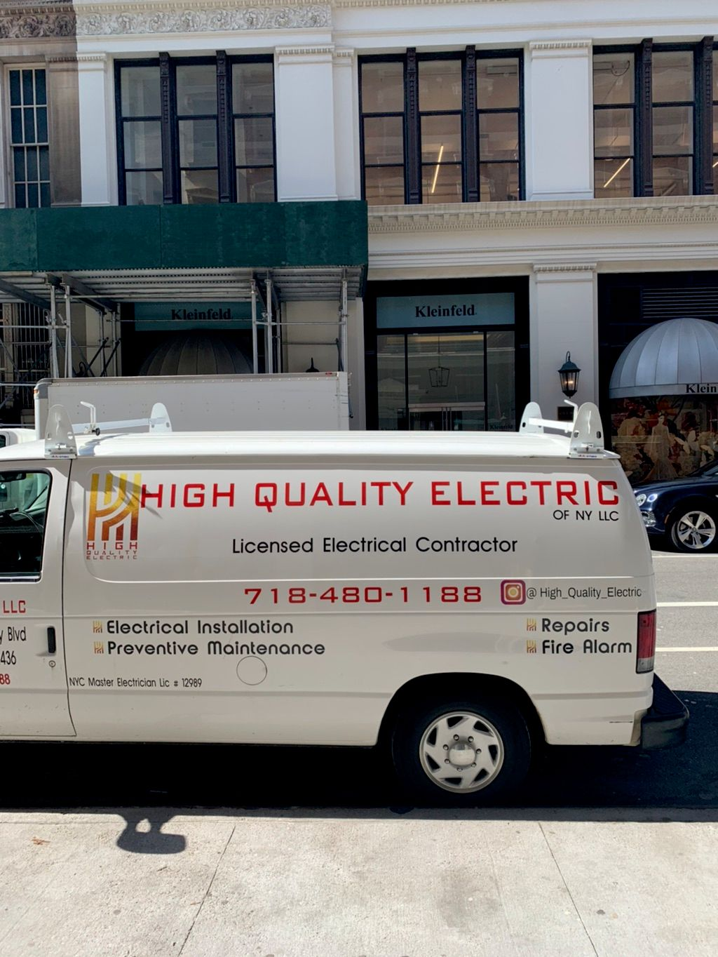 High Quality Electric of NY LLC