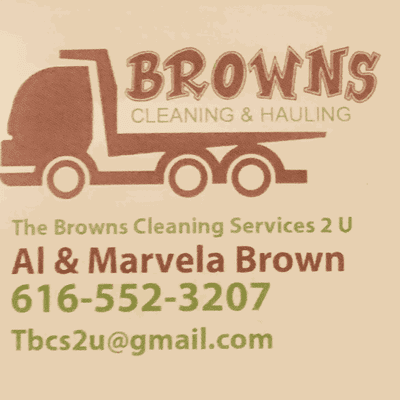 Avatar for Brown's Clean & Hauling Service 2u