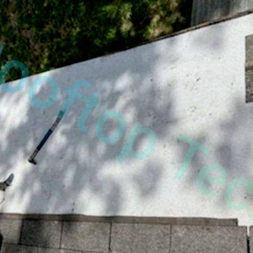 Shingle roof repair in Miami Beach, Florida