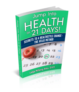 """""""Jump Into Health in 21 Days!"""" Book"""