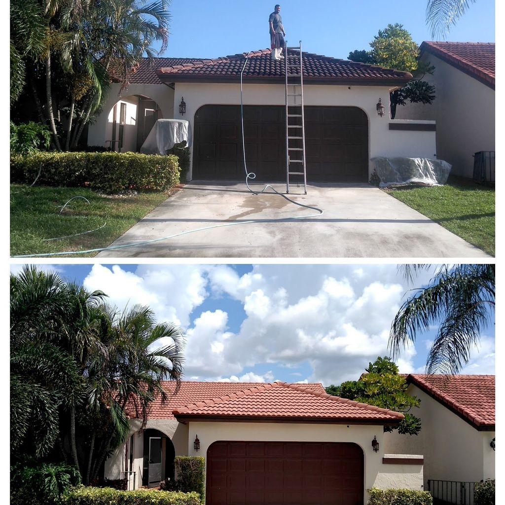 RG Roof Cleaning LLC