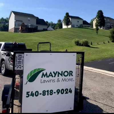 Avatar for Maynor Lawns and More