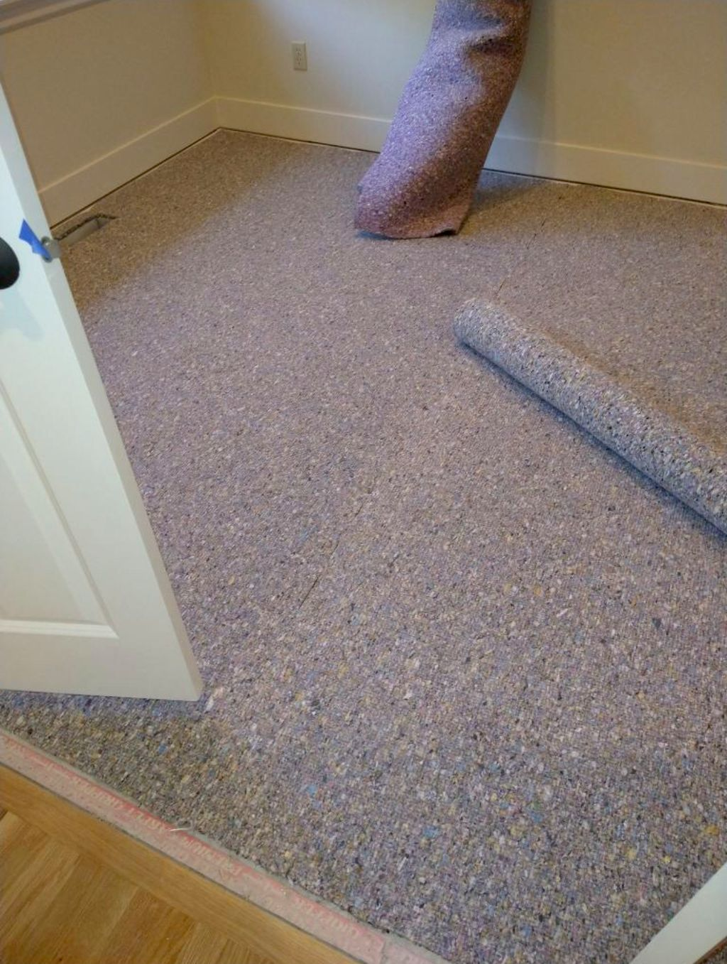 Carpet replacement