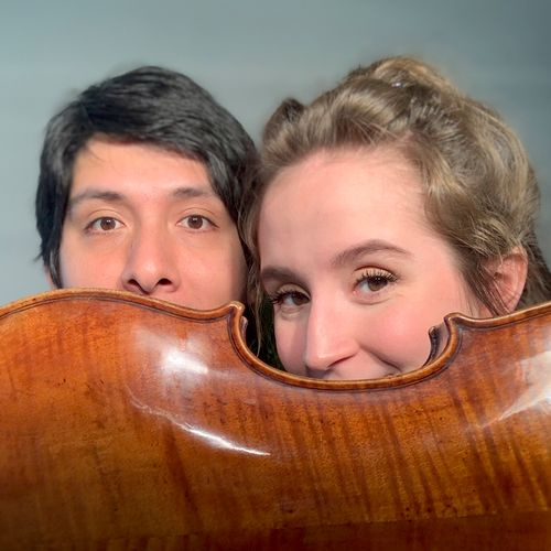 Kelley offers duo performances with her partner, Jesús, who is a fellow founder of MFW as well as a TCU, UNT, SMU, and Boston Conservatory graduate.