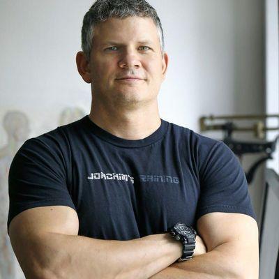 Avatar for Joachim's Training