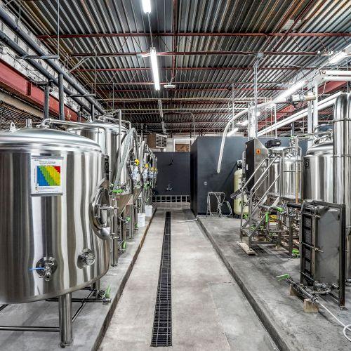 Brewers- Trough Drains