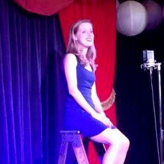 Performing in Charleston