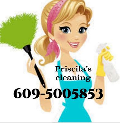 Avatar for Priscila's cleaning