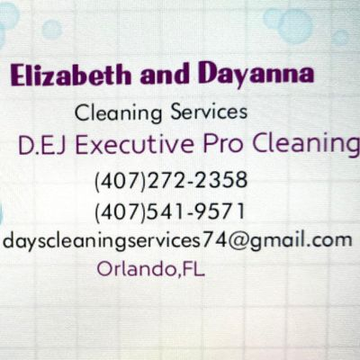 Avatar for D.E.J Executive Pro Cleaning