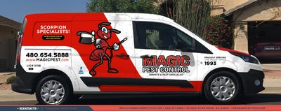 Avatar for Magic Pest Control