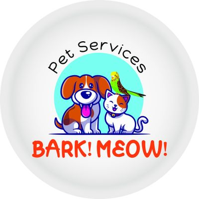 Avatar for Bark! Meow! Pet Services