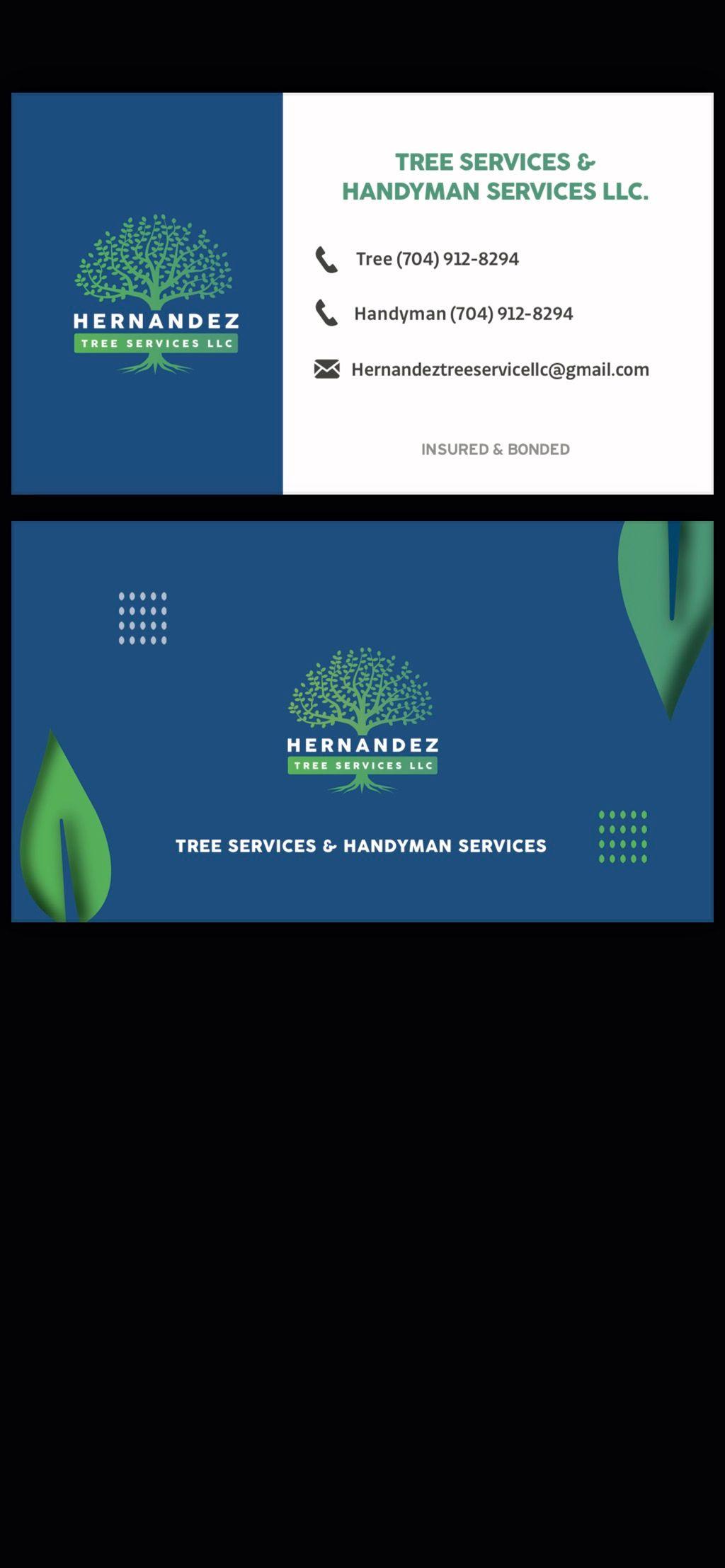 Hernandez  tree services LLC