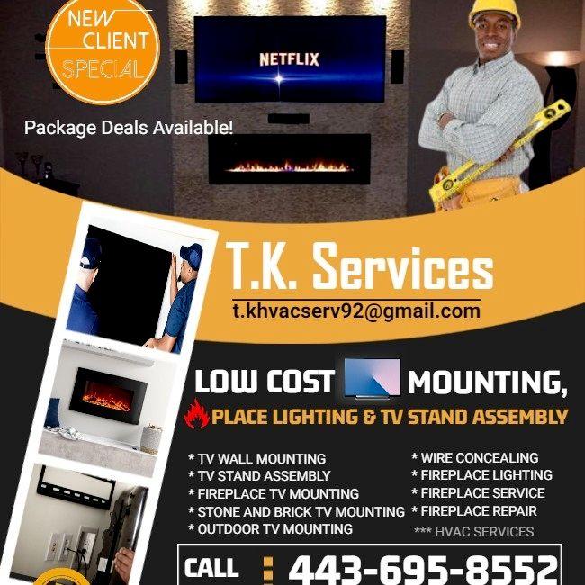 T.K HVAC/R services