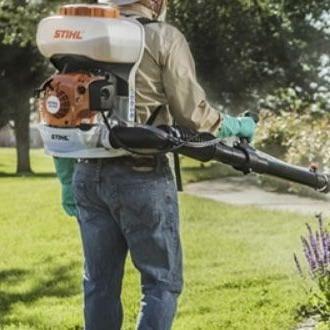 Backyard Bug Control