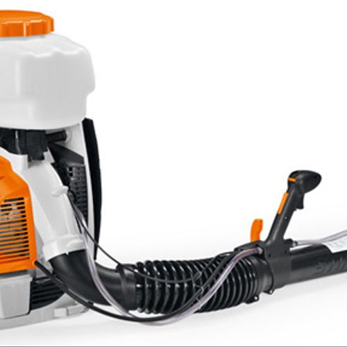 We have the best machines which give you the best results. Photo courtesy of stihl.com