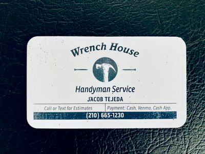 Avatar for Wrench House Handyman Service