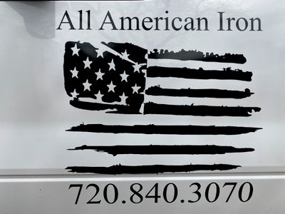 Avatar for All American Iron