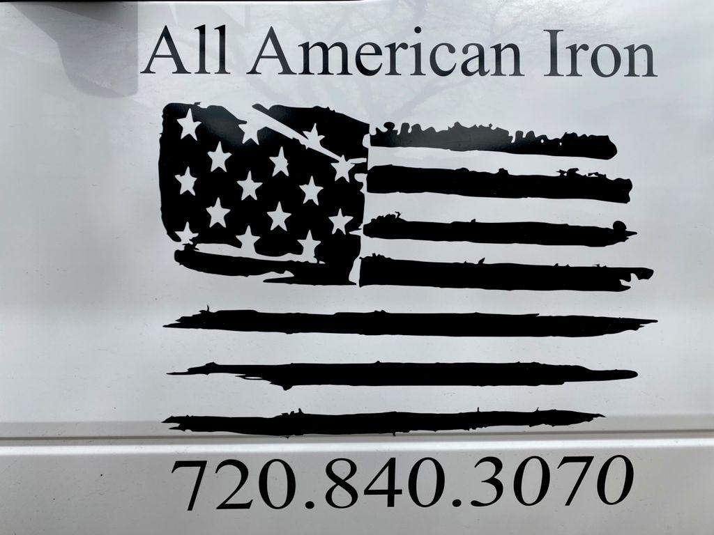 All American Iron