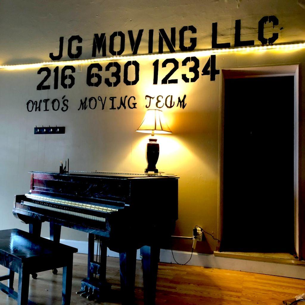JG Moving LLC