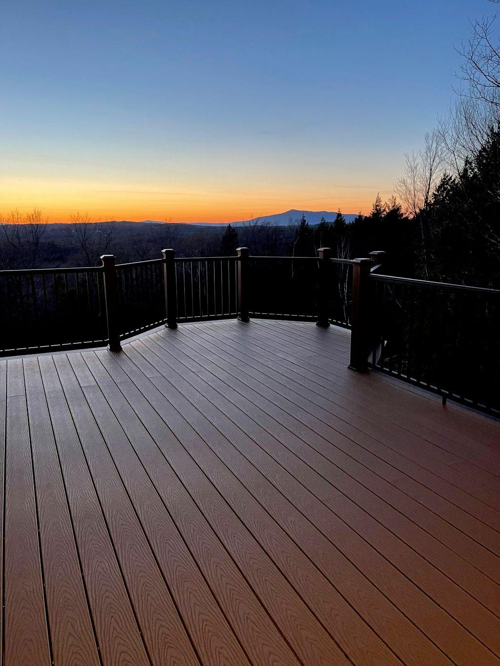 Radke decks by design