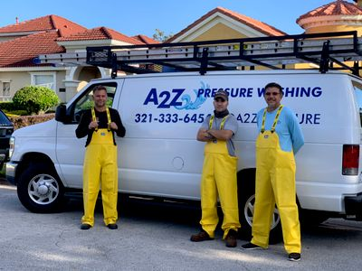 Avatar for A2Z Pressure Washer LLC & Paver Sealing