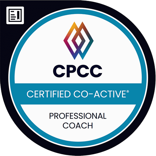 Ben has earned his Certified Professional Co-Active Coach (CPCC) credential from the Co-Active Training Institute.