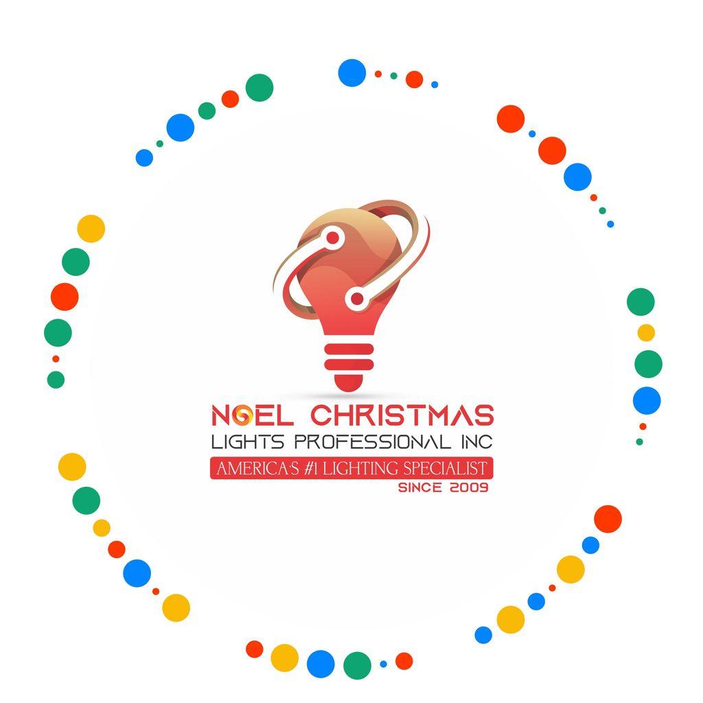 Noel christmas lights professional inc