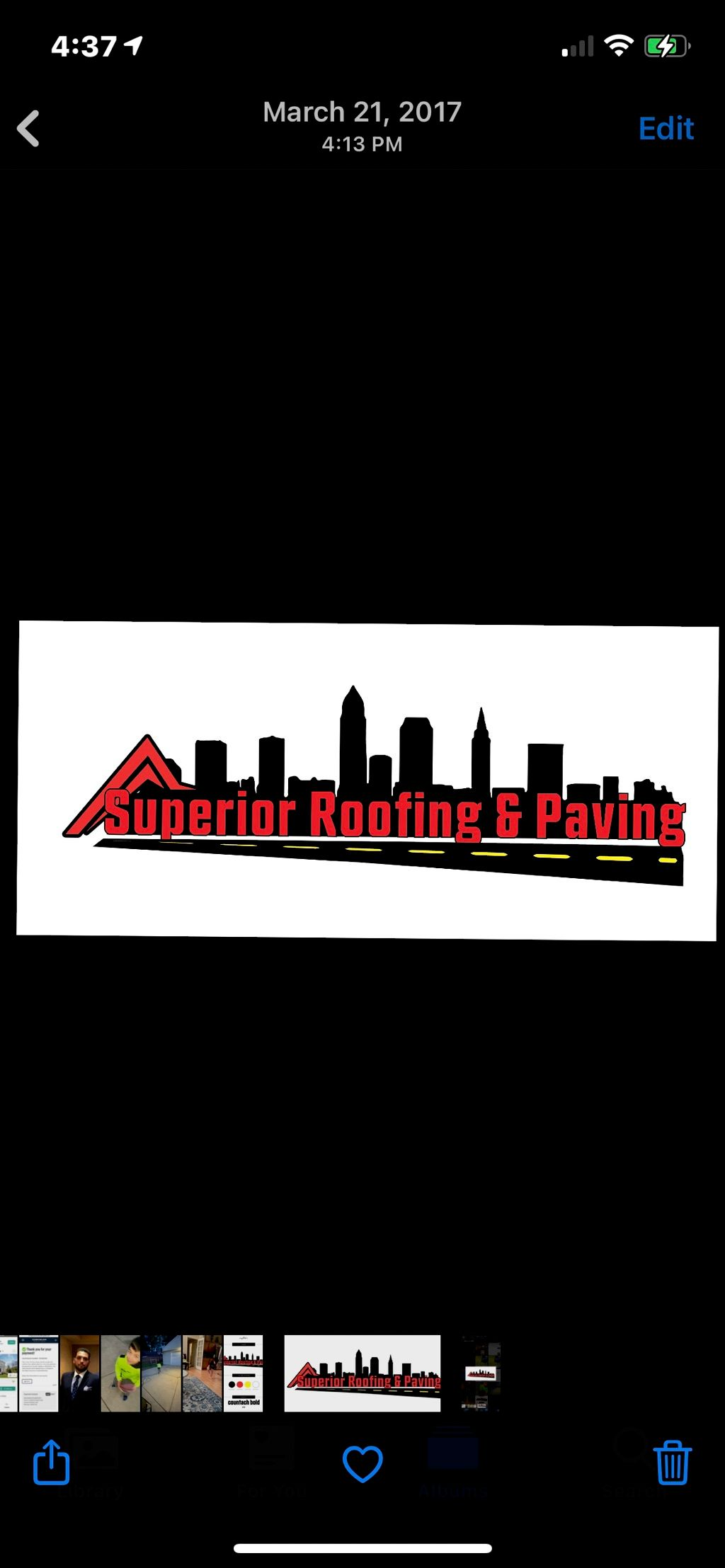 Superior Roofing & Paving