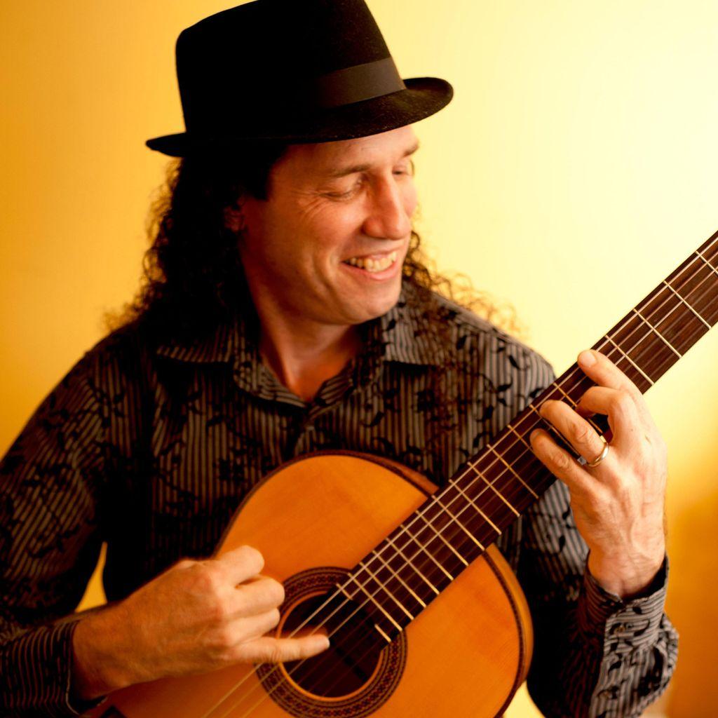 Tony Silva Spanish Guitar