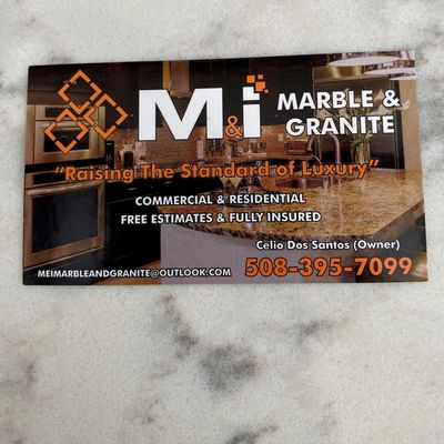 Avatar for M&I Marble and Granite