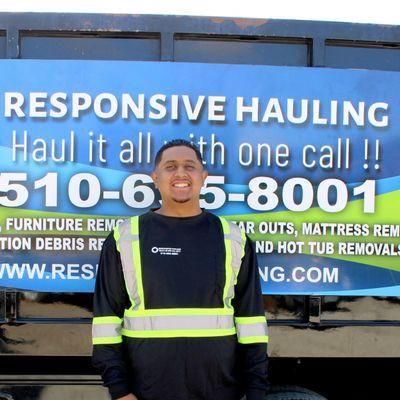 Avatar for Responsive Hauling